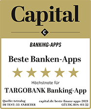 Sehr gute Banking-App