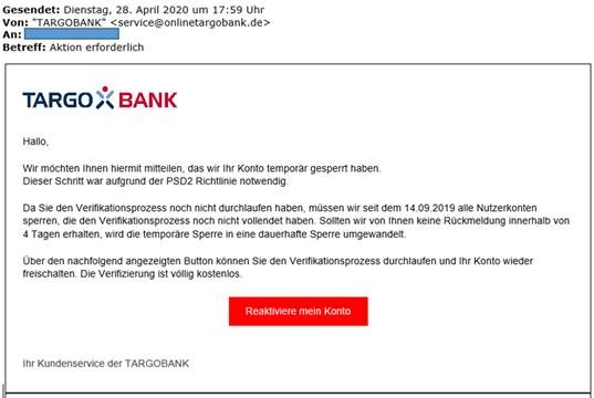 290420 Mail Phishing